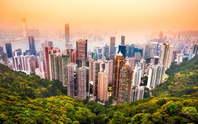 Hong Kong 360 Panorama