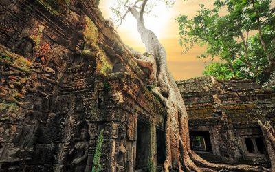 Angkor Wat 360 Panorama
