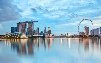 Singapore 360 Panorama