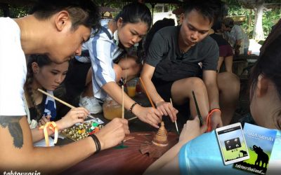 Cultural Immersion team building in Chiang Mai