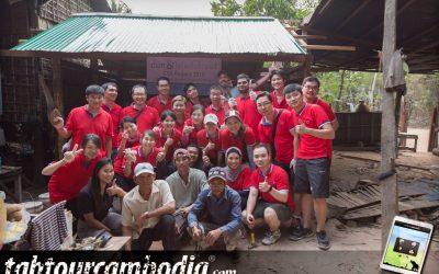 Dun & Bradsheet CSR in Siem reap