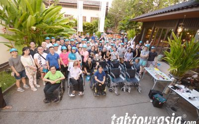 Tate & Lyle CSR and Team Building in Chiang Mai