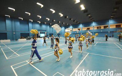 Team Building Bangkok Olympics