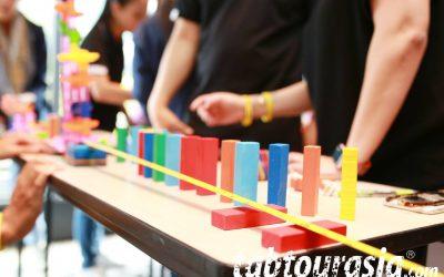 Chain Reaction Challenge Team Building Thailand