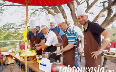 Culinary Challenge Team Building Thailand