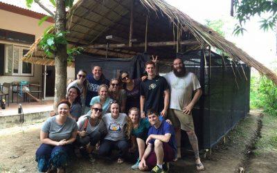 Edventure CSR Chiang Mai –  School Maintenance