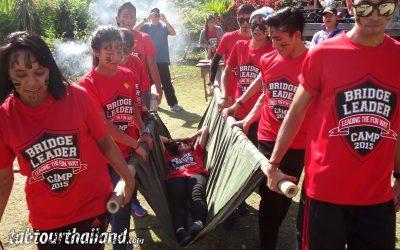 Survival Challenge team building Thailand