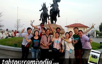 Total Amazing Race Style Treasure Hunt Team Building Phnom Penh