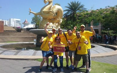 Amazing Race Style Treasure Hunt Team Building Phuket