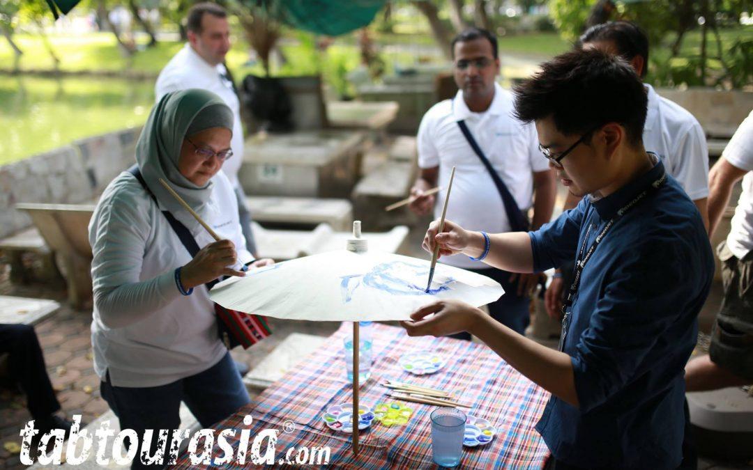 Cultural Team Building Thailand