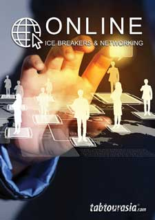 Online Ice Breaking and Networking